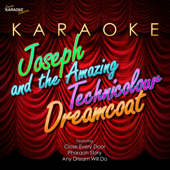 Karaoke - Joseph and the Amazing Technicolour Dreamcoat