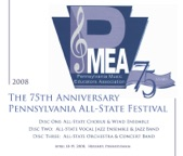 PMEA Pennsylvania 2008 All-State Festival Vocal Jazz Ensemble Jazz Band