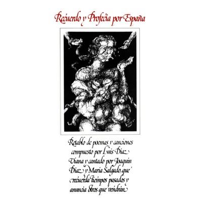 Recuerdo y profecía por España - Joaquín Díaz