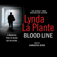 Lynda La Plante - Blood Line artwork