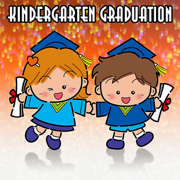 We're Moving Up to Kindergarten - Kindergarten Graduation - Kindergarten Graduation