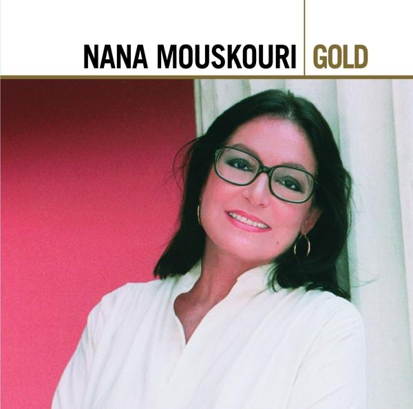 Gold collection : Nana Mouskouri