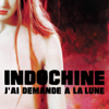 Indochine - J'ai demandé à la lune artwork