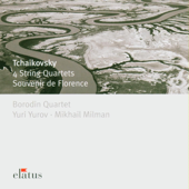 Tchaikovsky: 4 String Quartets & Souvenir de Florence