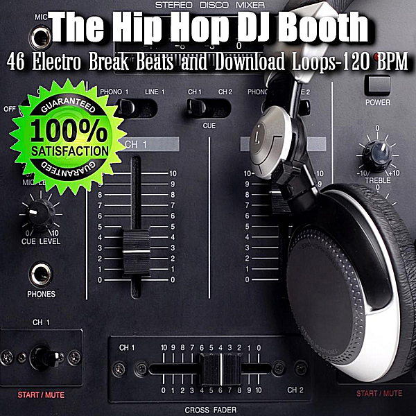 ‎46 Electro Break Beats and Download Loops - 120 BPM by The Hip Hop Dj Booth
