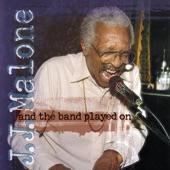 J.j. Malone - Blues Is Comin' Down