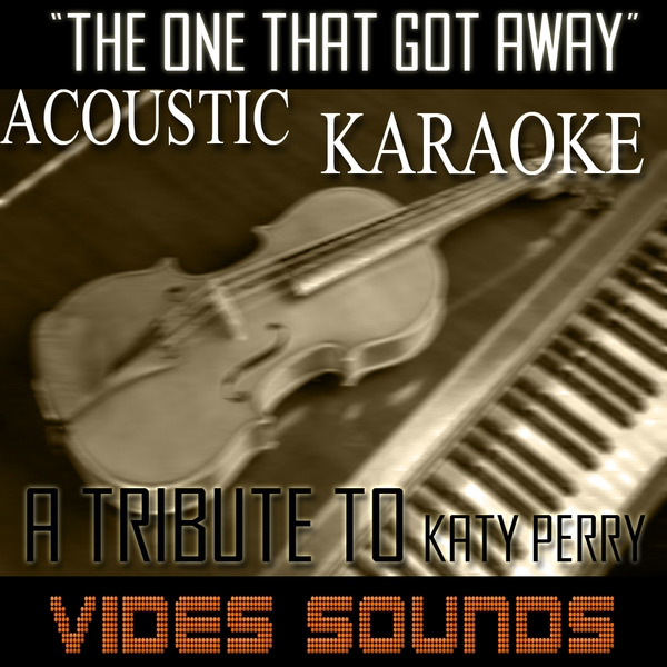 The One That Got Away (Acoustic Karaoke Version) by Vides Sounds on iTunes