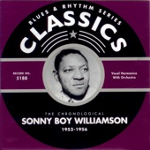 Sonny Boy Williamson - Have You Ever Been In Love (08-07-56)
