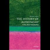 The History of Astronomy: A Very Short Introduction (Unabridged)