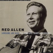 Red Allen - Are You Waiting Just For Me