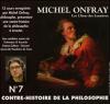 Michel Onfray - Contre-histoire de la philosophie 7.2: Les Ultras des Lumières - De Meslier à Maupertuis artwork