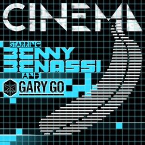 Cinema (Remixes) [feat. Gary Go], Pt. 2 - EP