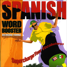 Spanish Word Booster: 500+ Most Needed Words & Phrases audiobook