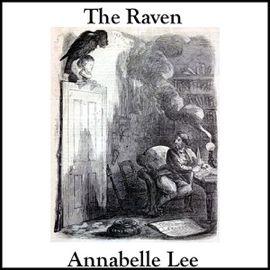 The Raven and Annabelle Lee (Unabridged) audiobook
