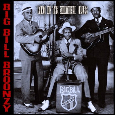 King of the Southern Blues - Big Bill Broonzy