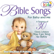 Bible Songs for Baby and Me - The Wonder Kids - The Wonder Kids