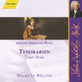 Helmuth Rilling, Gächinger Kanterei, Bach Collegium Stuttgart - BWV 45 Aria: Weiss ich Gottes Rechte (Tenor)