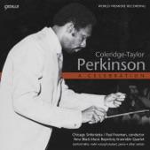 Coleridge Taylor Perkinson - IV. Perpetual Motion (quarter note = 76)