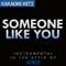 Karaoke Hitz - Someone Like You (Originally By Adele) [Instrumental]