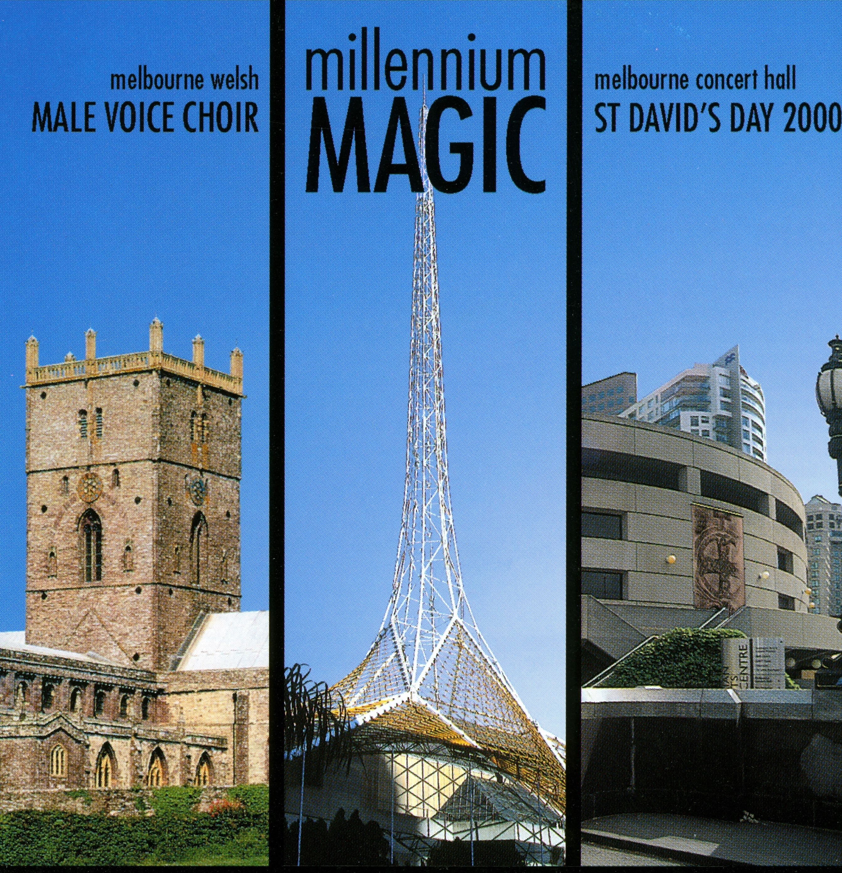 MP3 Songs Online:♫ Shosholoza - Melbourne Welsh Male Voice Choir album Millenium Magic. Vocal,Music,Classical,Choral listen to music online free without downloading.
