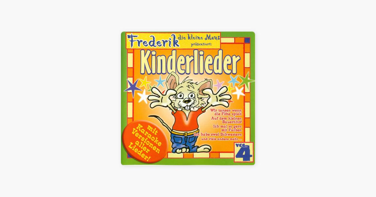 Frederik Die Kleine Maus Kinderlieder Vol 4 Von Frederik Die