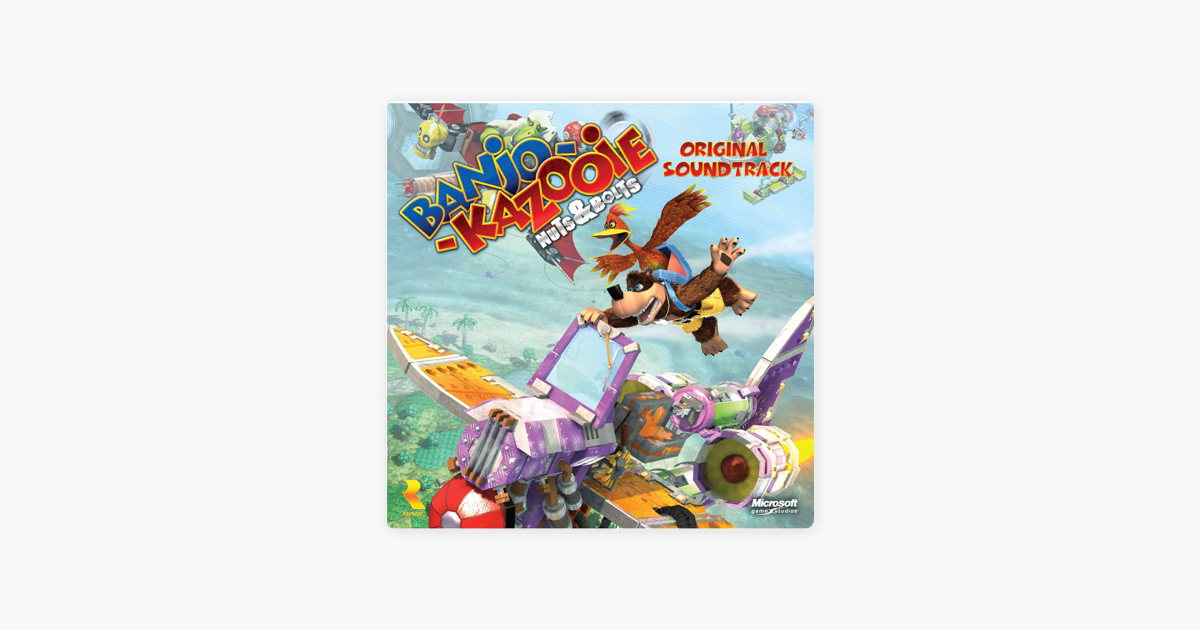 ‎Banjo Kazooie Nuts & Bolts (Original Soundtrack) by Various Artists