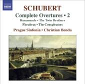 Schubert: Overtures (Complete), Vol. 2