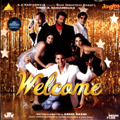 Welcome (Original Motion Picture Soundtrack)-Said Wajid, Anand Raj Anand & Himesh Reshammiya