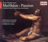 Various Artists - St. Matthew Passion, BWV 244: Part III: Recitative: Nun ist der Herr zur Ruh gebracht (Bass, Tenor, Alto, Soprano, Chorus)