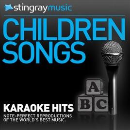 Karaoke Hits - Childrens Chorus (Vol. 2)