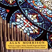 Alan Morrison, Organ