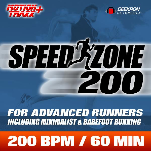 ‎Speed Zone 200 BPM: Super Fast Workout Music Mix for Advanced Runners  Incl  Barefoot and Minimalist Running, Marathon Training by Deekron &  Motion