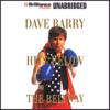 Dave Barry - Dave Barry Hits Below the Beltway (Unabridged)  artwork