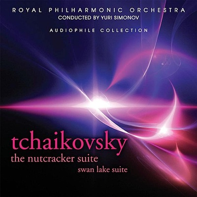 Tchaikovsky: The Nutcracker Suite & Swan Lake Suite - Royal Philharmonic Orchestra & Yuri Simonov album