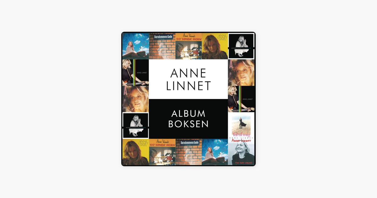 anne linnet og xander lille messias
