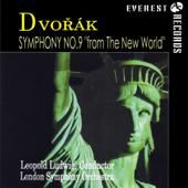 交響曲 第9番 ホ短調「新世界より」 作品95/第4楽章:アレグロ・コン・フオーコ/レオポルト・ルードヴィヒ & ロンドン交響楽団ジャケット画像