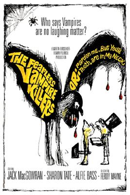 The Fearless Vampire Killers - Roman Polanski