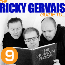 The Ricky Gervais Guide to... The HUMAN BODY audiobook