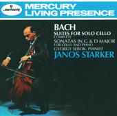 Bach, J.S.: Suites for Solo Cello