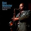 Ben Webster - At Montmartre 1965-66 artwork
