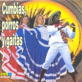 Various Cumbias Y Gaitas Famosas De Colombia