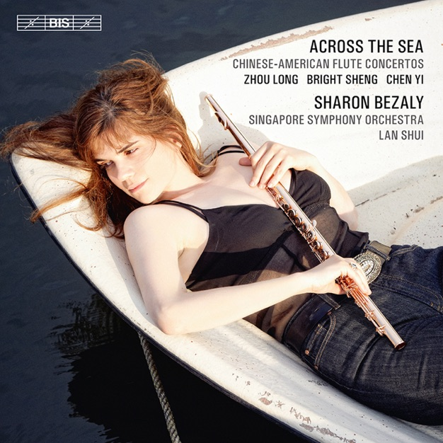 Across the Sea - Chinese-American Flute Concertos