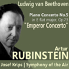 Arthur Rubinstein, Symphony of the Air & Josef Krips - Piano Concerto No. 5 in E-Flat Major, Op. 73,