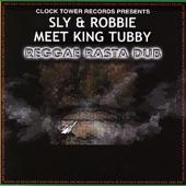 Sly & Robbie Meet King Tubby - Stop Them Jah