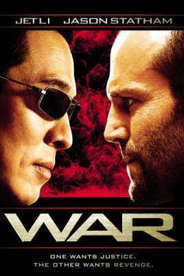 Poster of War 2007 Full Hindi Dual Audio Movie Download BluRay 720p