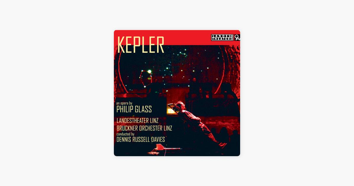 Philip Glass Kepler Philip Glass: Keple...