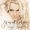 Britney Spears - Criminal artwork