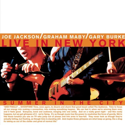 Summer in the City: Live in New York - Joe Jackson