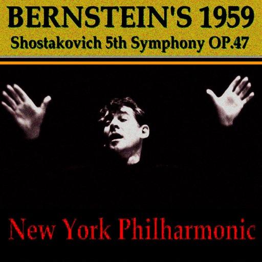 Bernstein's 1959 Shostakovich 5th Symphony Op.47
