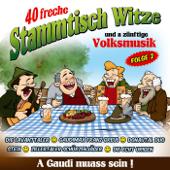 40 freche Stammtisch Witze und a zünftige Volksmusik Folge 2